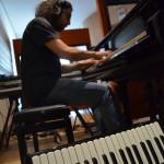 recording session @ Tube Studio (1)
