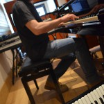 recording session @ Tube Studio (4)