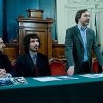 Enrico Moccia e Antonio Geracitano, il Sindaco di Rieti Pietrangeli e Stefano Guercilena @ International Jazz Day