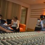 Eleonora-Del-Grosso-@-Tube-Studio-control-room