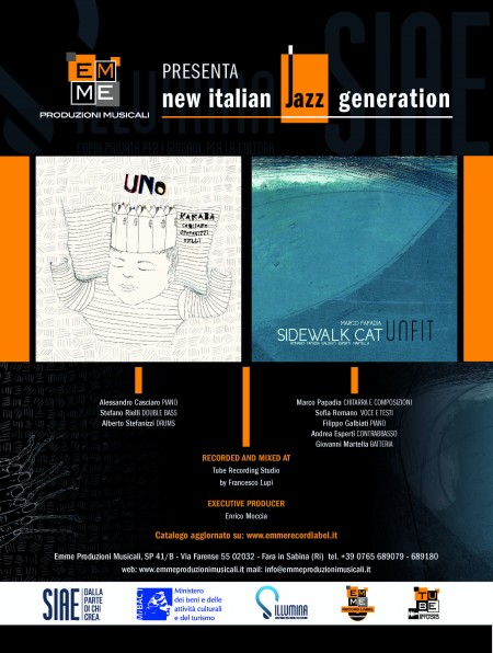 New Italian Jazz Generation