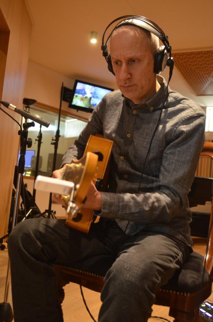 zeppetella fiorentino @ tube recording studio
