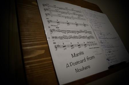 Mantis, Music Paper