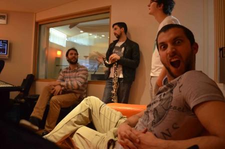 Mixing & ... @ Tube Studio web 2