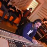 Mixing @ Tube Studio with R. Lioli