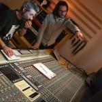 Mixing @ Tube Studio with R. Lioli & F. Lupi