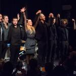 Sara Pacitto CopaRoom Patrizia Pepe Blue Note Milano Sold Out