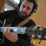 Andrea Massaria Recording Session @ Tube Studio with Andrea Massaria