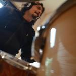 Cristiano Calcagnile Recording Session @ Tube Studio with Cristiano Calcagnile