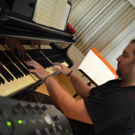 Andrea Garibaldi Trio