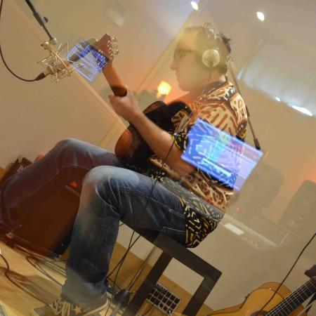 Filippo Cosentino Quartet at Tube Studio