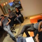 Giulia Facco @ Tube Recording Studio for Emme Record Label