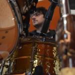 Eleonora Del Grosso @ Tube Studio (drums)