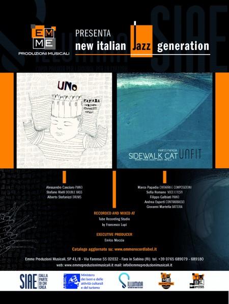 New Italian Jazz Generation
